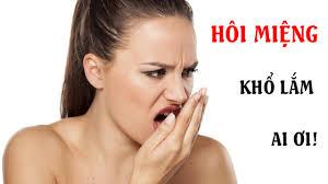 Mẹo vặt trị hôi miệng,dễ làm lại hiệu quả